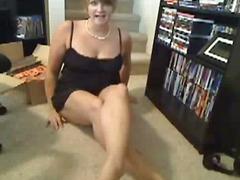 Feet, Solo, Close-Up, Tease, Shorts, Black, Lingerie-Videos.com