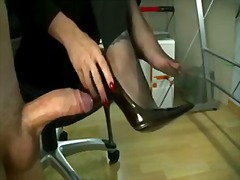 Fetish, Stockings, Foot-Fetish, German