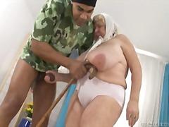 Blowjob, Hardcore, Mature, Granny