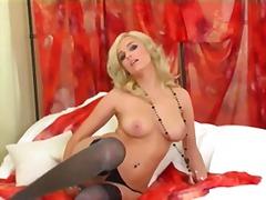 Stockings, Lingerie-Videos.com, Masturbation