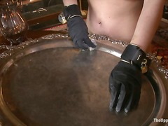 Hardcore, Sex-Toys, Group, Clamps, Public, Fetish, Bondage, Humiliation