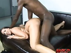 Interracial, Old, Cougar, Wild, Granny, Divine, Mother, Mom