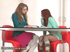 Lesbian, Strange, Redhead, Bizarre, Huge-Tits, Big-Cock, Babe, Hardcore