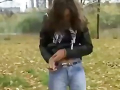 Pissing, Outdoors, Secret, Movies
