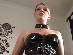 Blonde, Latex, Lingerie-Videos.com, Fetish