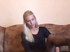 Hardcore, Footjob, Blowjob, Reality, Blonde, Squirt, Czech, Czechamateurs.com