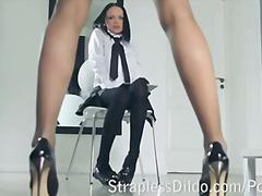 pornhub lange tynde ben
