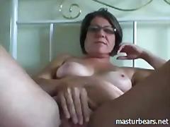 Granny, Webcam, Butt, Orgasm, Cam, Fingering, Mature, Masturbation