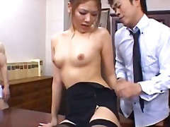 Banda, Thithje, Orgji, Në Zyre, Aziatike, Derdhja E Spermës, Ndër Racore, Plot Spermë