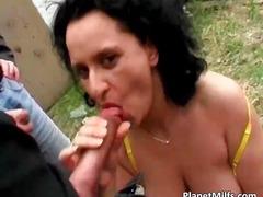 Hardcore, Castañas, Público, Sexo En Grupo, Gangbang, Madre Que Me Follaría, Chupando, Corrida