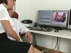 Handjob, British, Shoes, Matures, Bondage, Fetish, Mature, Femdom