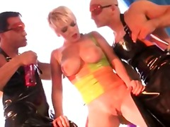 Penetration, Threesomes, Double, Squirting