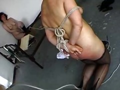 Bondage, Hård Sex, Bundet Sex, Dominering