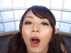 Gruppesex, Bukkake, Avsugning, Suge, Cumshot, Svelge, Asiatisk, Sexy Mødre (Milf)