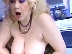 Tits, Piercing, Big, Hardcore, Mature, Blonde