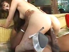 Penis Enorme, Pichotas, Penis Enorme, Pichotas, Apertado, Asiáticas