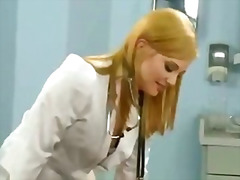 الطبيب, نهود كبيرة, جامعيات, وضعية الكلب, نيك قوى