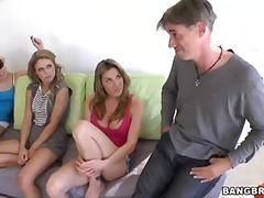 Sexparty, Gruppesex, Reality, Knald, Pornostjerner