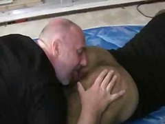 Lick, Gay, Rimming, Bear, Fat, Ass
