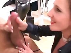 Kocice, Atrakcyjne Starsze Kobiety, Brytyjczycy, Robótki Ręczne, Fellatio, Sperma, Penis, Żony