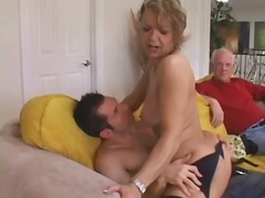 Orgasm, Share, Voyeur, Milf, Older, Swingers, Cougar, Mother