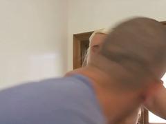 Pornstar, Big, Huge, Blue, Blonde