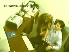 في المكتب, استراق النظر, تستمنى زبه بيدها