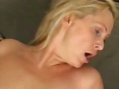 Rough, Milf, Fucking, Couch, Hardcore, Blonde