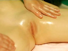 Massage, Softcore, Kvindesprøjt, Håndsex