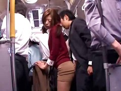 Sucking, Blowjob, Oral, Public, Japanese