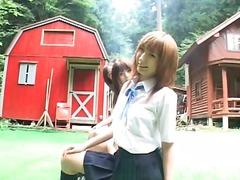 تحت التنورة, بنات مدارس, يابانيات