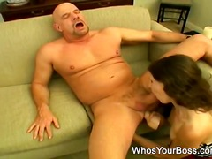 Masturbation, Femdom, Sofa, Horny, Hardcore, Naughty, Gets, Guy