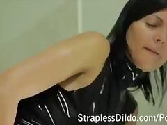 Giochino Sexy, Sfavillanti, Perversione, Amanti, Con Preservativo, Giocattoli, Vulva Visibile