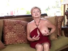 Milf, Granny, Masturbation, Mature, Housewife