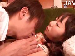 Ligueros, Peludas, Dormir, Grupos De 3, Japonesas