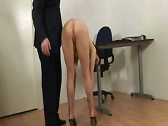 Shaved, Brunette, Toys, Humiliation, Fetish, Young, Whip, Domination