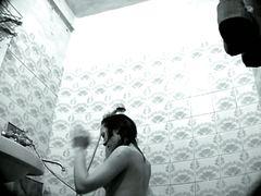 استراق النظر, دش, عراه, تجسس, حمام, كاميرا مخفية, بنات