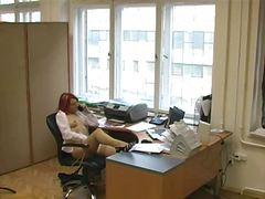 Soditëse, Spijunazh, Hollopke, Masturbime, Në Zyre, Kamera Fshehur