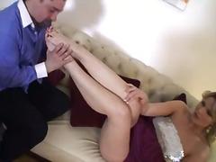 Feet, Samantha Jolie, Lesbian