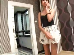 Shemale, Transvestite, Ladyboy, Video, Dick, Juicy, Cock, Tranny