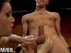 Țâțe, Analsex, Sclavie, Transexuali, Dominare Sexuala