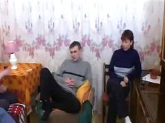 Érett Asszonyok, Gruppen, Magömlés, Érett, Orosz, Barnahajú, Anyuci