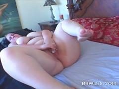 Lesbian, Hardcore, Pussy, Brunette, Fat, Bbw