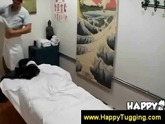 Massage, Hidden, Rubber, Cam, Handjob, Asian