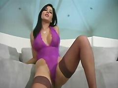 Masturbation, Pornstar