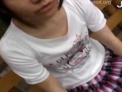 Pussy, Outdoor, Japanese, Public, Outdoors, Asian, Fingering