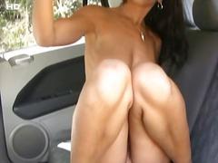 نكاح اليد, نجوم الجنس, في السيارة