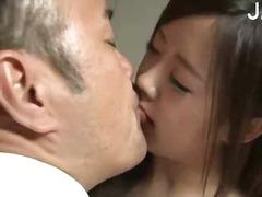 قبلات, آسيوى, فموى, نيك لطيف, يابانيات