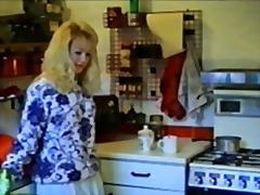 Vintage, Op Under Nederdelen, Strømper, Softcore, Strømper, Blondiner