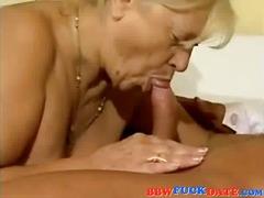 Pussy, Mature, Fucking, Blonde, Granny, Bbw